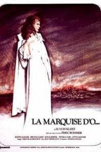 Caratula, cartel, poster o portada de La marquesa de O