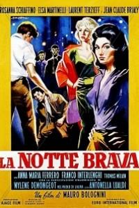 Caratula, cartel, poster o portada de La noche brava