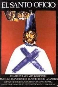 Caratula, cartel, poster o portada de El Santo Oficio