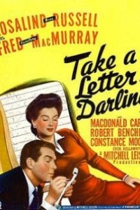 Caratula, cartel, poster o portada de Ella y su secretario