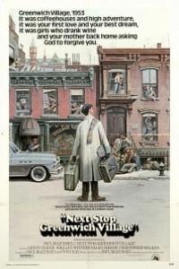 Caratula, cartel, poster o portada de Próxima parada, Greenwich Village