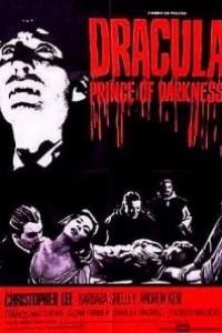 Caratula, cartel, poster o portada de Drácula, príncipe de las tinieblas