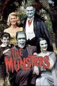 Caratula, cartel, poster o portada de La familia Monster