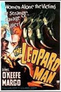 Caratula, cartel, poster o portada de El hombre leopardo
