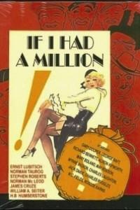 Caratula, cartel, poster o portada de Si yo tuviera un millón