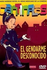 Caratula, cartel, poster o portada de El gendarme desconocido