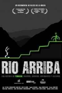 Caratula, cartel, poster o portada de Río arriba