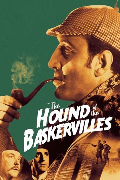 Caratula, cartel, poster o portada de El perro de los Baskerville