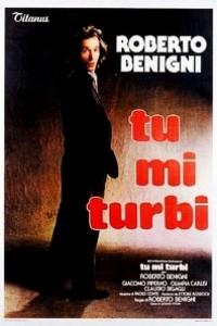 Caratula, cartel, poster o portada de Tu mi turbi