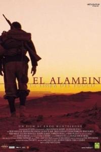Caratula, cartel, poster o portada de El Alamein - La línea de fuego