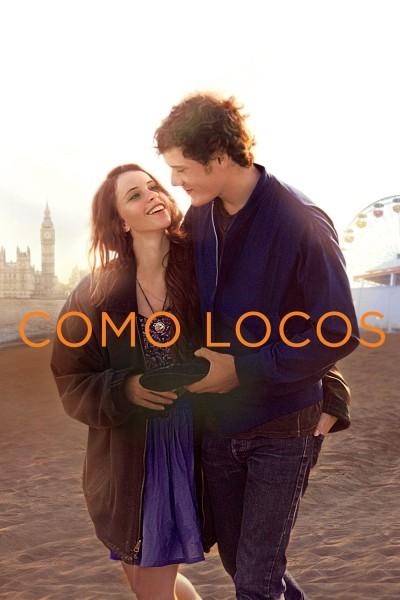Caratula, cartel, poster o portada de Como locos