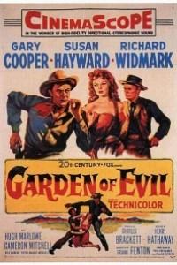 Caratula, cartel, poster o portada de El jardín del diablo