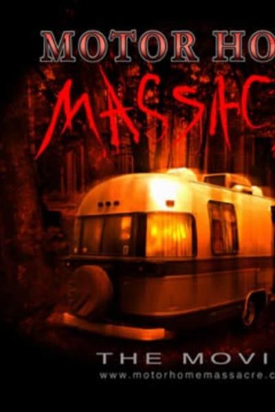Caratula, cartel, poster o portada de Motor Home Massacre