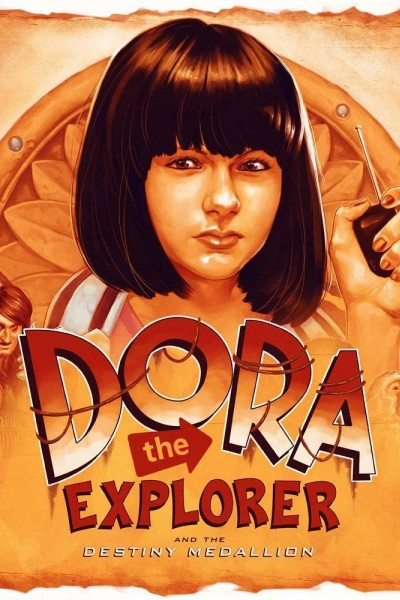 Caratula, cartel, poster o portada de Dora the Explorer and the Destiny Medallion