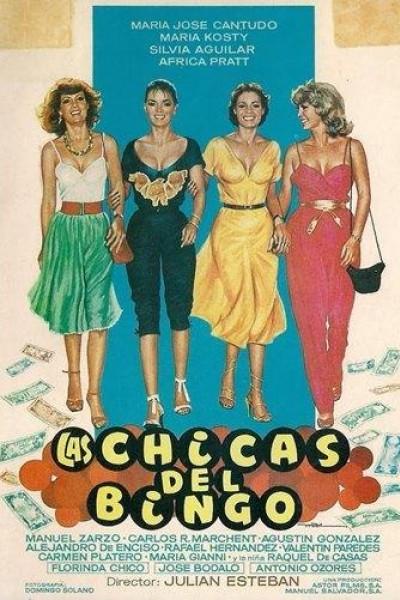 Caratula, cartel, poster o portada de Las chicas del bingo