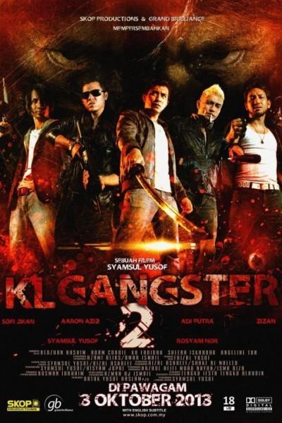 Caratula, cartel, poster o portada de KL Gangster 2