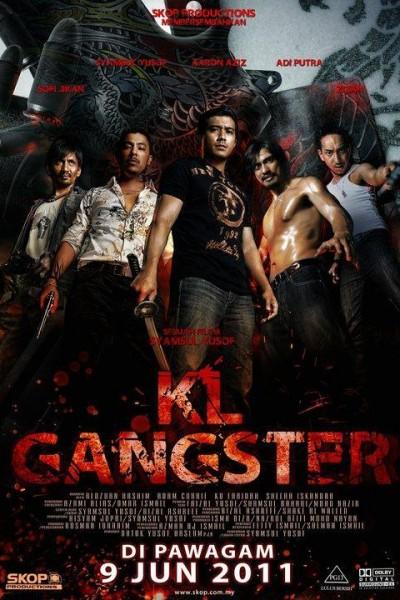 Caratula, cartel, poster o portada de KL Gangster
