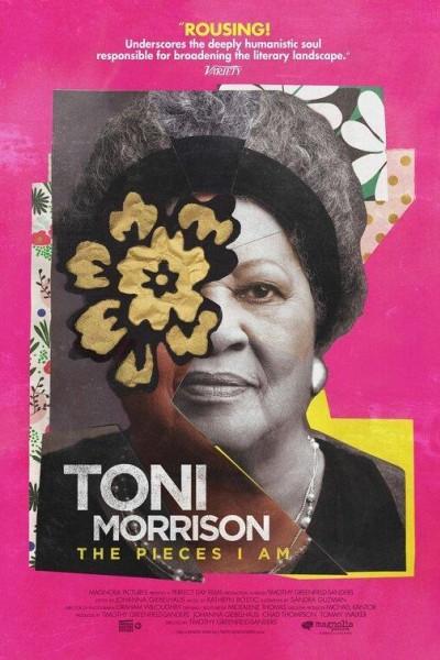 Caratula, cartel, poster o portada de Toni Morrison: The Pieces I Am
