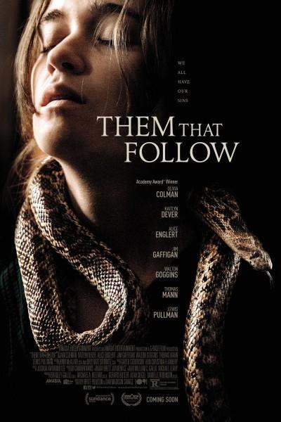 Caratula, cartel, poster o portada de Them That Follow