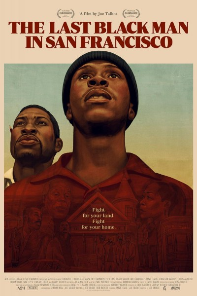 Caratula, cartel, poster o portada de The Last Black Man in San Francisco