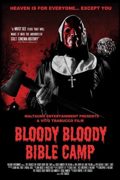 Caratula, cartel, poster o portada de Bloody Bloody Bible Camp