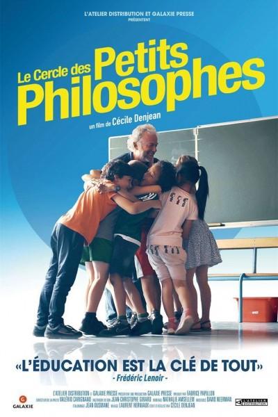 Caratula, cartel, poster o portada de Le cercle des petits philosophes