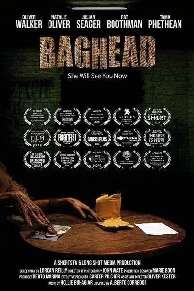 Caratula, cartel, poster o portada de Baghead