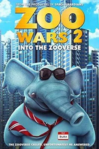 Caratula, cartel, poster o portada de Zoo Wars 2