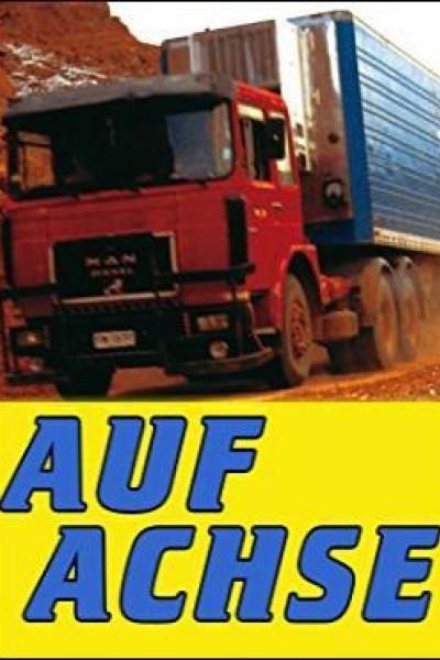Caratula, cartel, poster o portada de Auf Achse