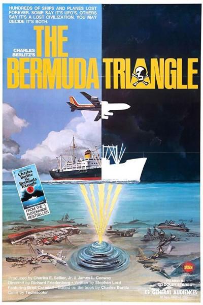 Caratula, cartel, poster o portada de El Triángulo de las Bermudas
