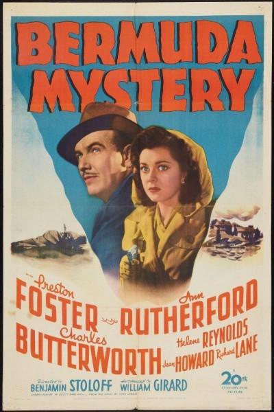 Caratula, cartel, poster o portada de Bermuda Mystery