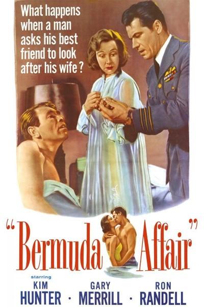 Caratula, cartel, poster o portada de Bermuda Affair