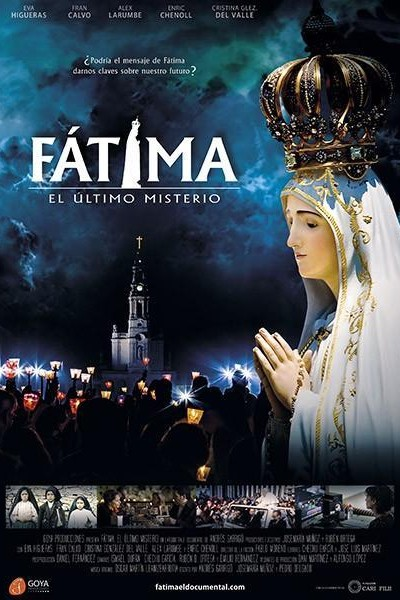 Caratula, cartel, poster o portada de Fátima, el último misterio