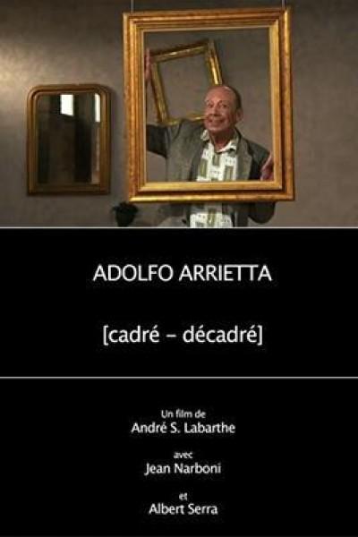 Caratula, cartel, poster o portada de Adolfo Arrietta, (cadré - décadré)