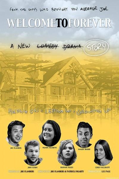 Caratula, cartel, poster o portada de Welcome to Forever