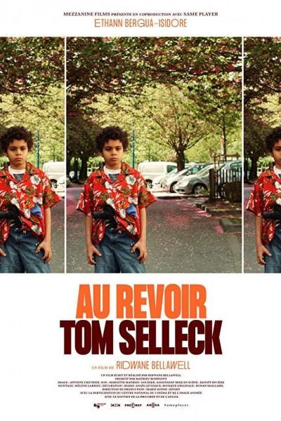 Caratula, cartel, poster o portada de Au revoir Tom Selleck