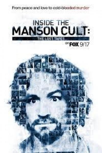 Caratula, cartel, poster o portada de Inside the Manson Cult: The Lost Tapes
