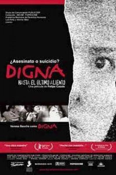 Caratula, cartel, poster o portada de Digna: Hasta el último aliento