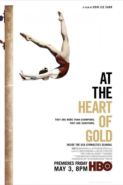 Caratula, cartel, poster o portada de Dr. Nassar: el caso del equipo de Gimnasia de EE. UU.