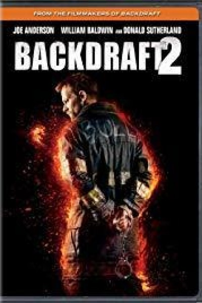 Caratula, cartel, poster o portada de Backdraft 2
