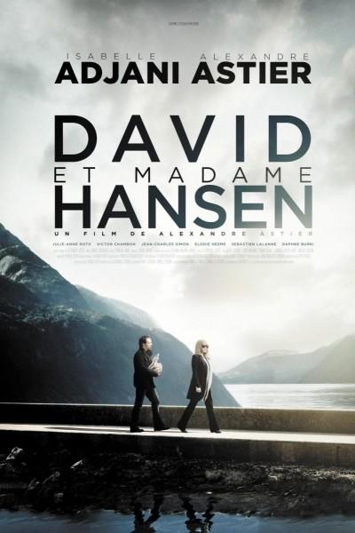 Caratula, cartel, poster o portada de David et Madame Hansen