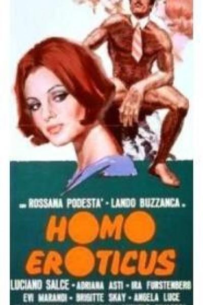 Caratula, cartel, poster o portada de Homo Eroticus