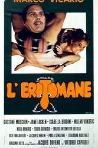 Caratula, cartel, poster o portada de El erotómano