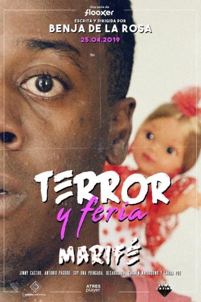 Caratula, cartel, poster o portada de Terror y feria: Marifé