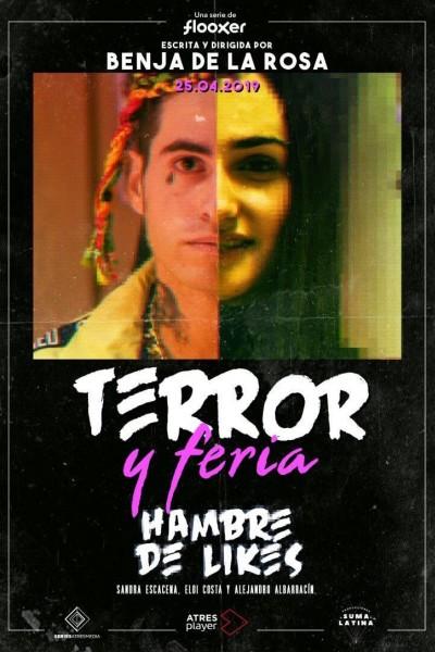 Caratula, cartel, poster o portada de Terror y feria: Hambre de likes