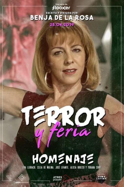 Caratula, cartel, poster o portada de Terror y feria: Homenaje