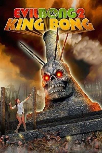 Caratula, cartel, poster o portada de Evil Bong 2: King Bong