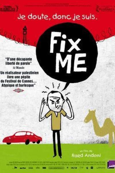 Caratula, cartel, poster o portada de Fix ME