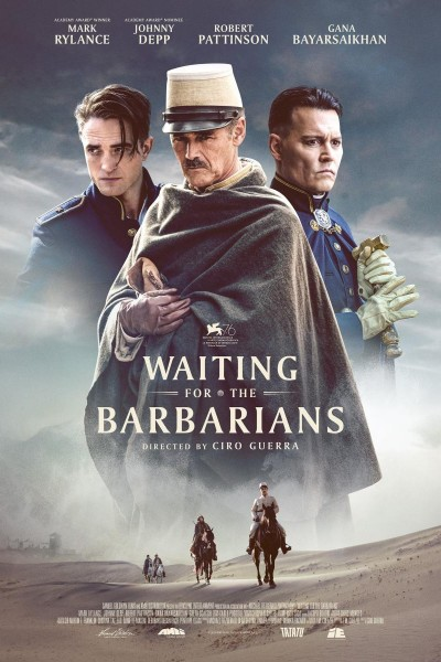 Caratula, cartel, poster o portada de Waiting for the Barbarians