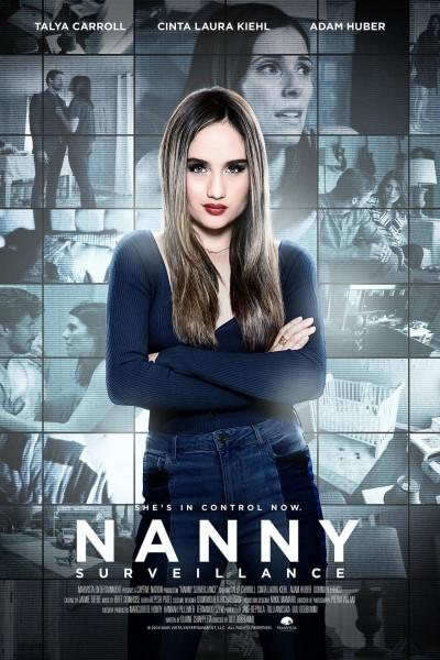 Caratula, cartel, poster o portada de Nanny Surveillance